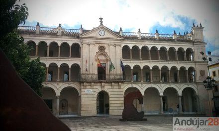 El presupuesto del Ayuntamiento de Andújar cierra el ejercicio 2017 con un superávit de más de 6 millones de euros