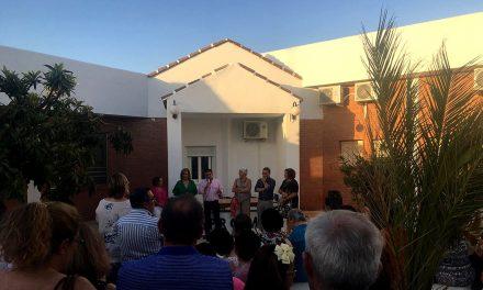El presidente de Diputación participa en la jornada de puertas abiertas del centro asistencial de Aprompsi en Andújar