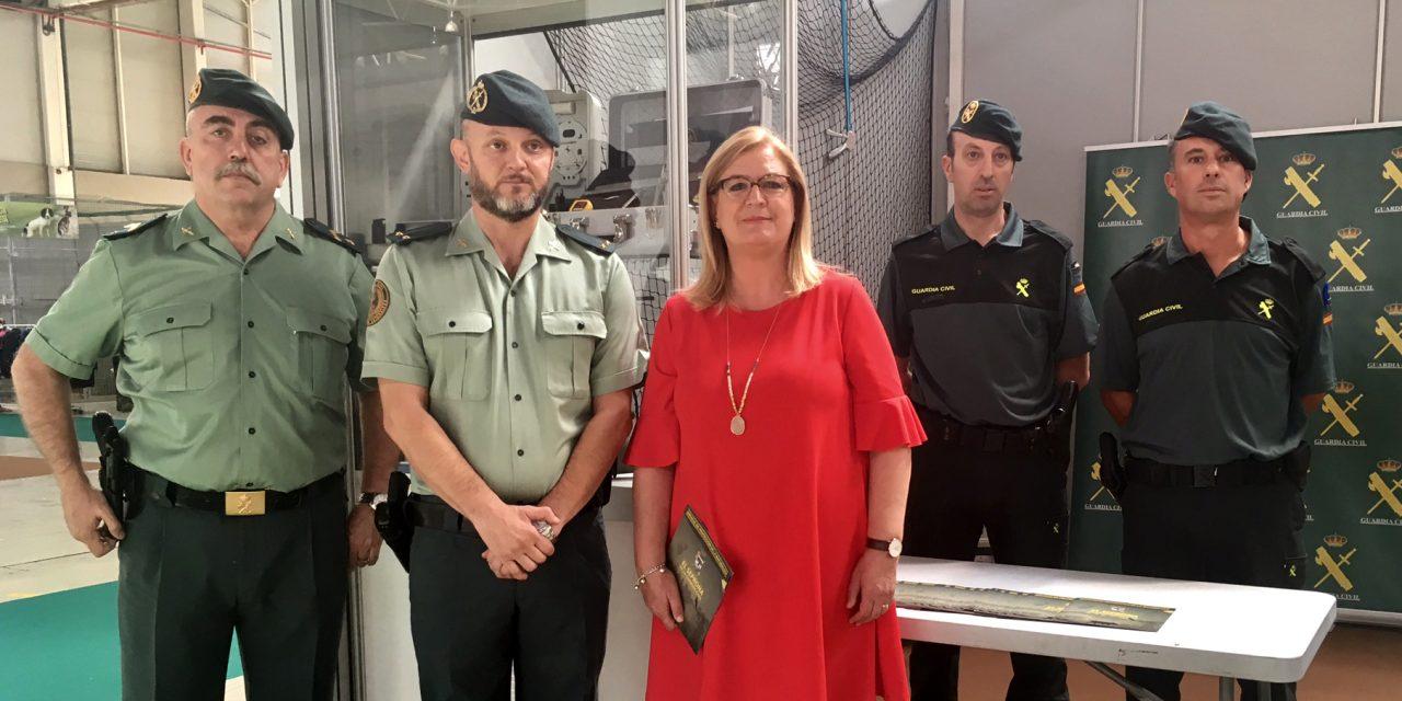 Comienza el operativo de la Guardia Civil para la erradicación de actividades de furtivismo que se prolongará hasta el próximo 3 de marzo de 2018
