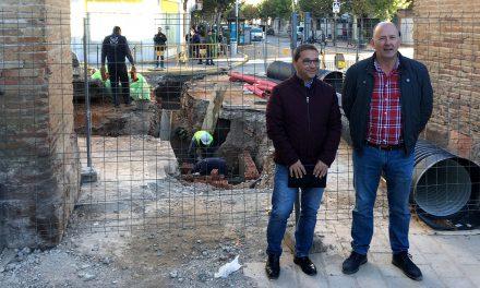 Comienzan las obras de remodelación de la Avenida de la Plaza de Toros