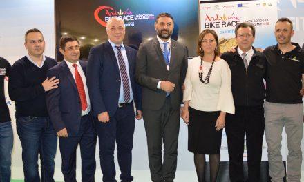La AndalucíaBikeRace 2018 arranca el 25 de febrero en la provincia de Jaén con 3 etapas en Linares y Andújar