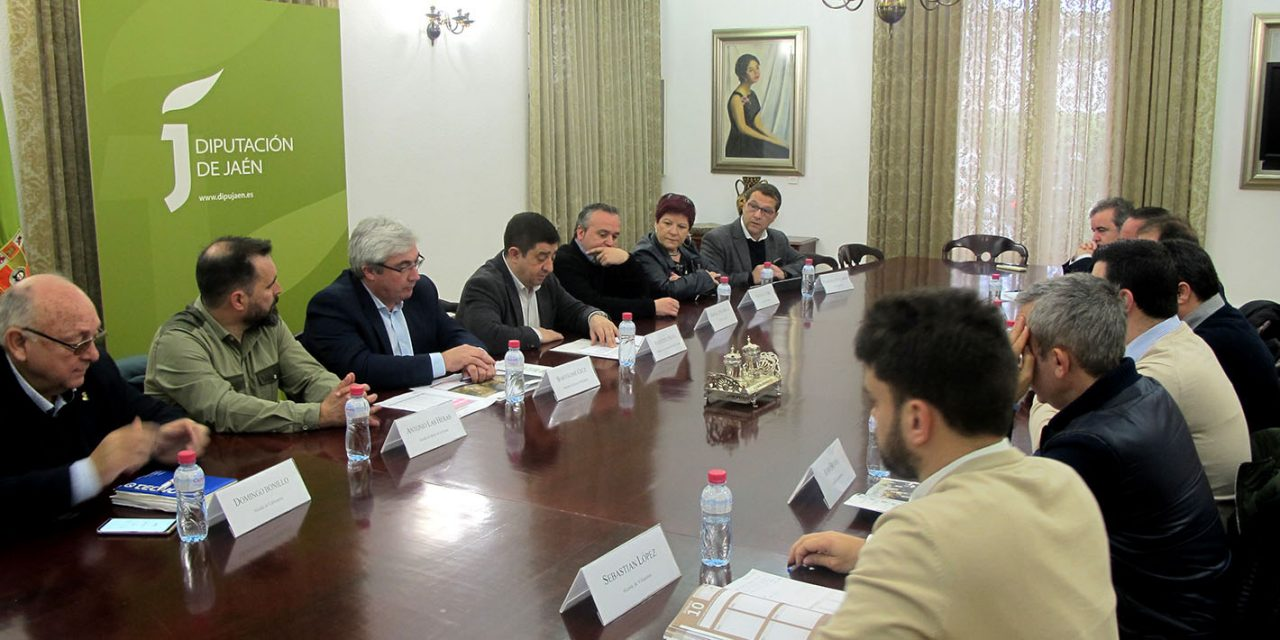Reyes informa a los municipios del Rumblar de las medidas impulsadas por Diputación para garantizar el abastecimiento