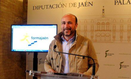 Unos 225 jóvenes mejorarán sus opciones de integrarse en el mercado laboral con el programa Form@ Jaén de Diputación