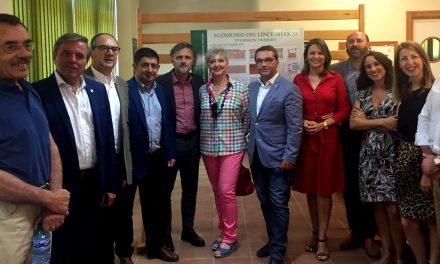 Diputación financiará el 80% de la construcción del Ecomuseo del lince ibérico en Andújar