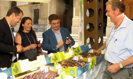 La breva de Jimena llegará a Andújar en el marco de la estrategia Degusta Jaén de Diputación
