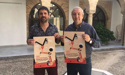 El segundo Festival de Circo Contemporáneo llevará a la ciudad de Andújar nuevos espectáculos del 4 al 6 de septiembre