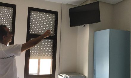 El Hospital Alto Gudalquivir de los primeros andaluces en ofrecer servicio gratuito de televisión