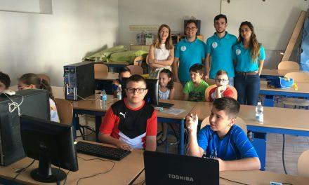 'Andurobot' un campus tecnológico en Andújar para potenciar la creatividad o la imaginación