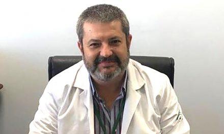 Pedro Manuel Castro Cobos, director-gerente de la Agencia Sanitaria Alto Guadalquivir