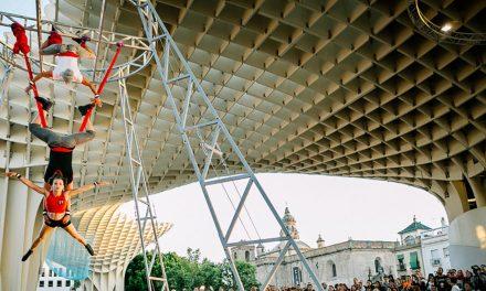 """Las """"Noches de Palacio"""" de Diputación continúan el próximo martes con el II Festival de Circo Contemporáneo """"Ciudad de Andújar"""""""