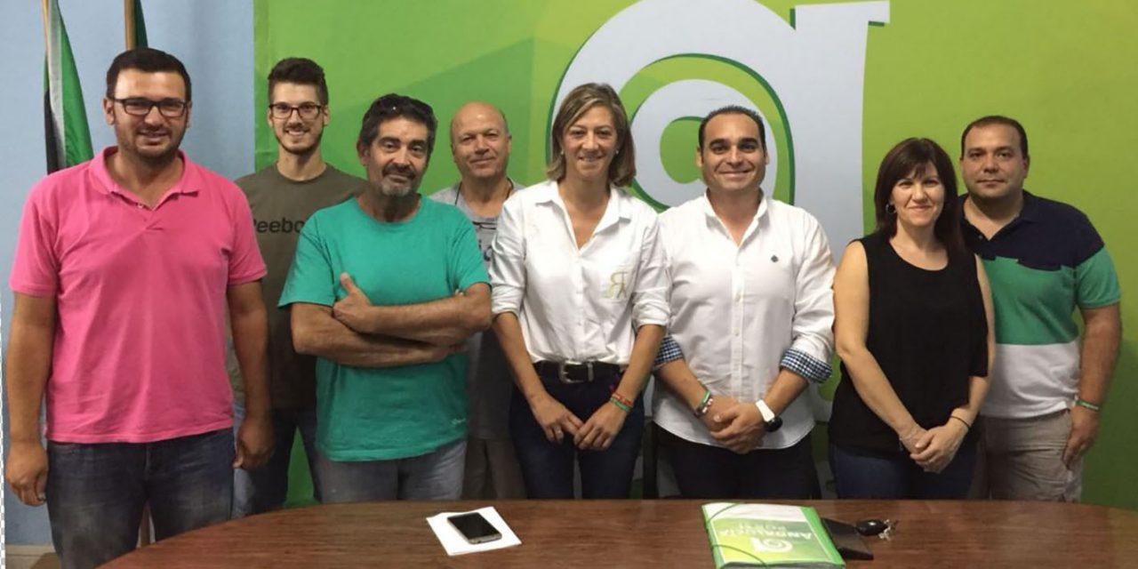 Andalucía Por Sí elige su coordinadora municipal en Andújar