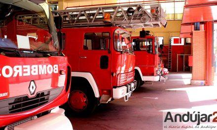 El parque de bomberos de Andújar recibirá este año 82.860,36 euros procedentes de Unespa