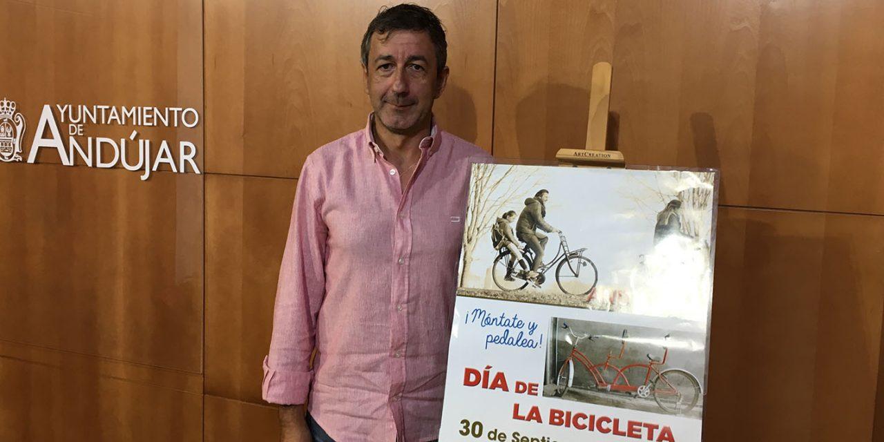 Andújar celebra el próximo domingo el Día de la Bicicleta con una jornada de convivencia deportiva