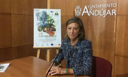 Andújar se convierte en punto de encuentro empresarial con la Feria Multisectorial y el Salón de la Montería