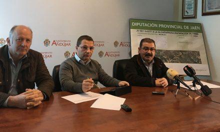 Las obras de adecuación de la carretera de 'La Alcaparrosa' comenzarán a principios del mes de febrero
