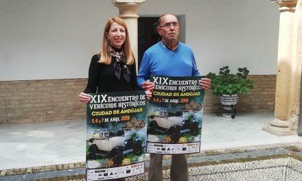 """Llega el XIX Encuentro """"Ciudad de Andújar"""" de vehículos históricos"""