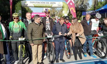 """Huertas: """"La Andalucía Bike Race es un maravilloso instrumento para la promoción del deporte y del turismo"""""""