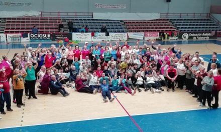 Más de 200 personas mayores participan en las X Olimpiadas para el fomento del envejecimiento activo y participativo