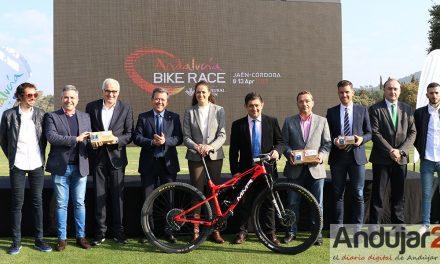 VÍDEO | Andújar protagonista en la 'Andalucía Bike Race 2019'