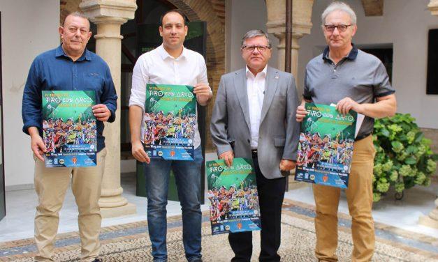 Andújar celebra la cuarta edición del Campeonato de Tiro Con Arco