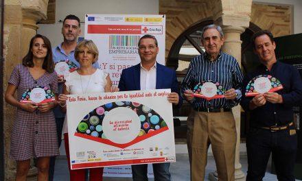 La igualdad de oportunidades en el empleo estará presente en la Feria de Andújar 2019