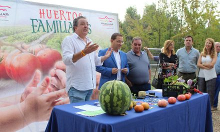 Andújar prepara 45 Huertos Sociales