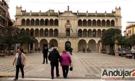 El Ayuntamiento pone en marcha nuevos puntos WiFi en plazas y parques de Andújar