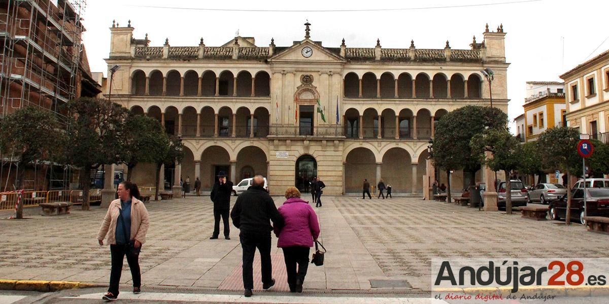 El Ayuntamiento de Andújar reanuda desde hoy la atención presencial con cita previa