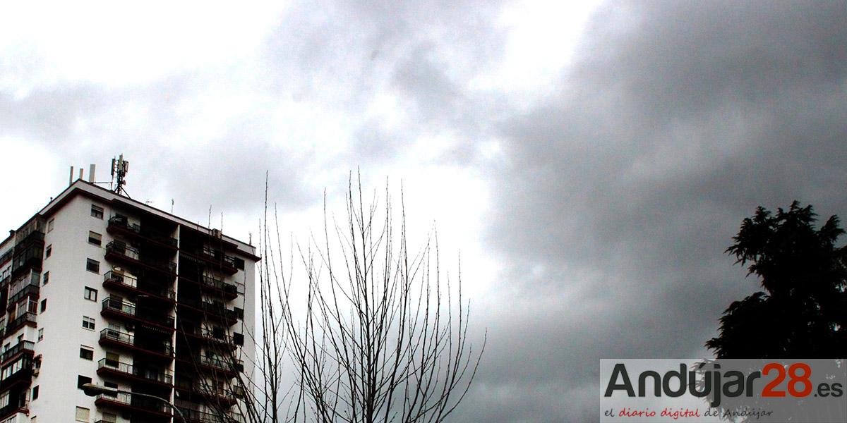 La lluvia provoca hasta 45 incidencias en Andújar esta madrugada