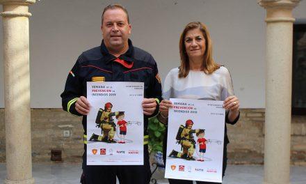 Andújar presenta una nueva edición de la Semana de la Prevención de Incendios