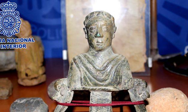 SUCESOS | Golpe el expolio del Patrimonio Histórico de Andújar