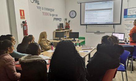 El Ayuntamiento de Andújar prosigue con la formación para fomentar la inserción sociolaboral