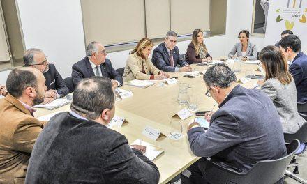 Andújar presente en el grupo de trabajo de Alcaldes de la ITI