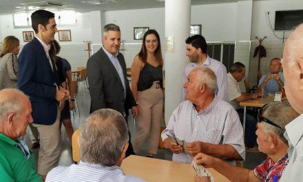 La Junta destina 60.591 euros para el refuerzo de personal en dependencia en el Ayuntamiento de Andújar