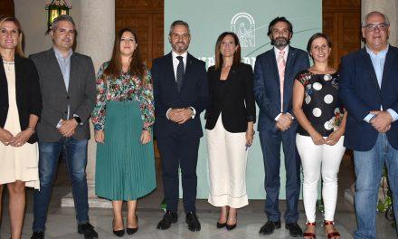 Maribel Lozano destaca el impulso a proyectos estratégicos para Jaén en el primer año de Gobierno