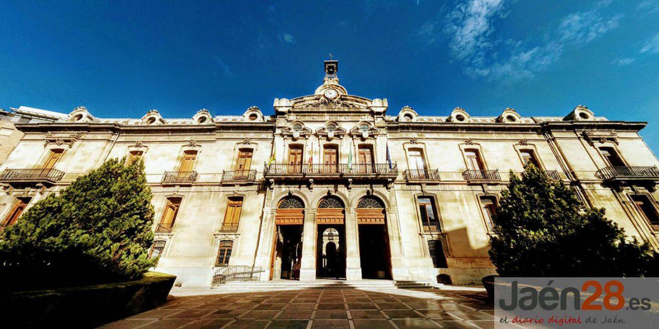 Diputación celebrará el martes un pleno extraordinario con medidas para la reconstrucción económica de la provincia