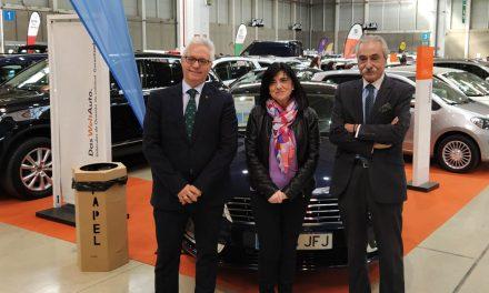 Más de 400 vehículos a la venta en el XII Salón del Vehículo de Ocasión y Seminuevo de Jaén