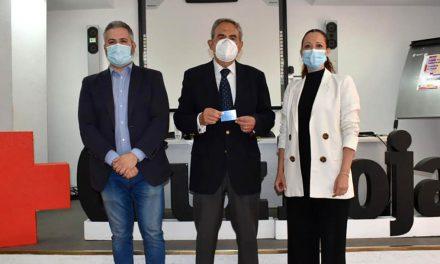 Casi 2.500 familias de Jaén se benefician de Programa de Garantía Alimentaria de la Junta
