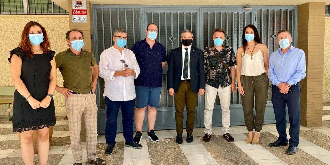 El CEP Linares-Andújar preparan el nuevo curso