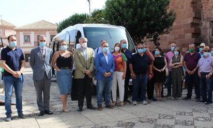 """Andújar """"estrena"""" nuevo servicio de autobús urbano"""