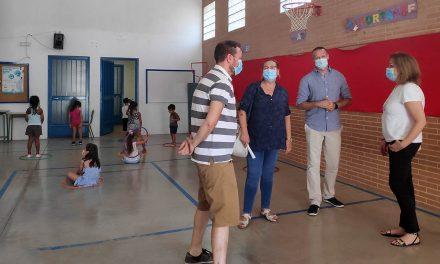 Comienza la Escuela de Verano de Garantía Alimentaria de Andújar