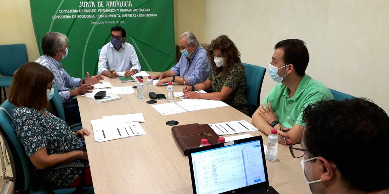 Economía aprueba un proyecto en Andújar de mejora de la competitividad y transformación digital