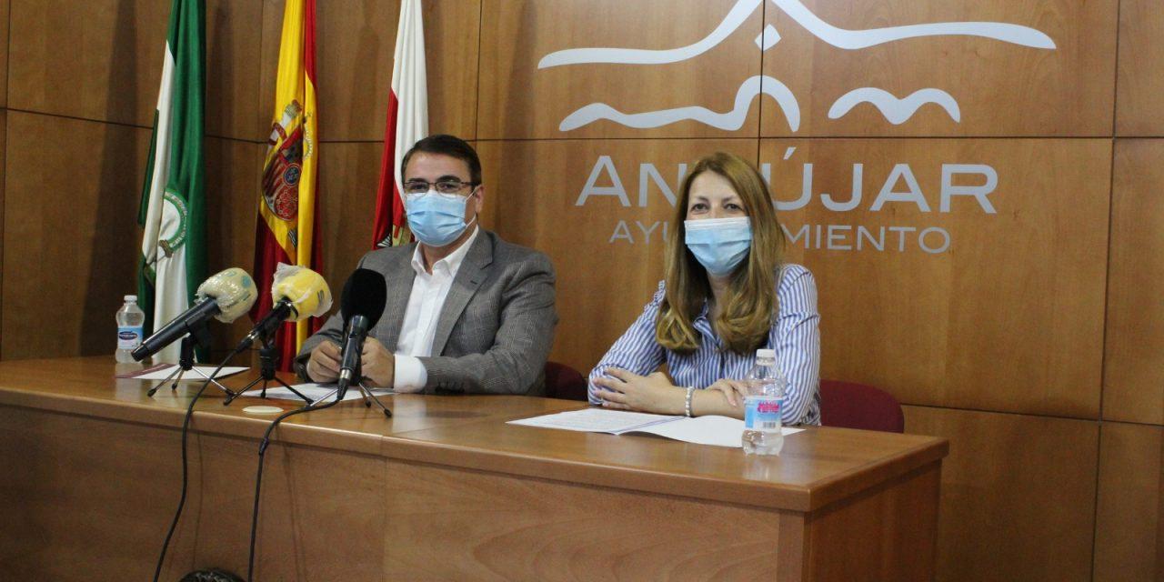 Andújar pone en marcha una línea de ayudas para ayudar a su tejido productivo