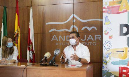 """Andújar pone en marcha el dispositivo para una """"vuelta a las aulas"""" que garantice la seguridad del alumnado y equipos docentes"""