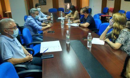 """Colaboración entre la Junta y el Ayuntamiento de Andújar para una """"vuelta al cole segura"""""""