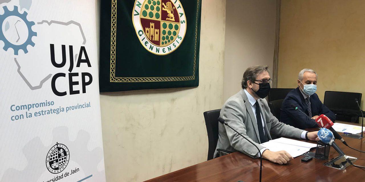 La Universidad de Jaén impulsa el debate sobre temas estratégicos para el desarrollo de la provincia a través del Programa UJA-CEP