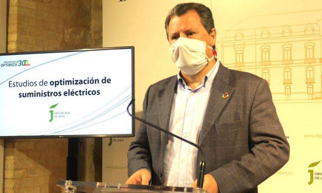 Diputación realiza un estudio para optimizar el suministro eléctrico de Andújar