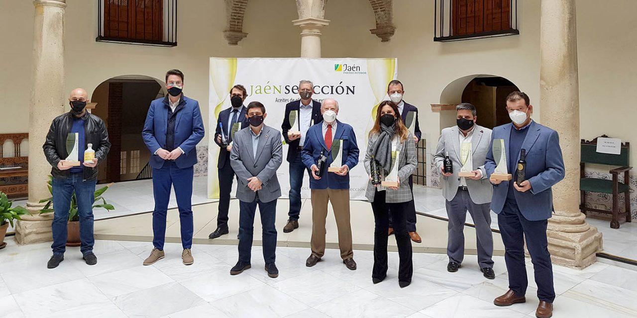 Los AOVEs Jaén Selección como punta de lanza de la calidad de los aceites de oliva jiennenses