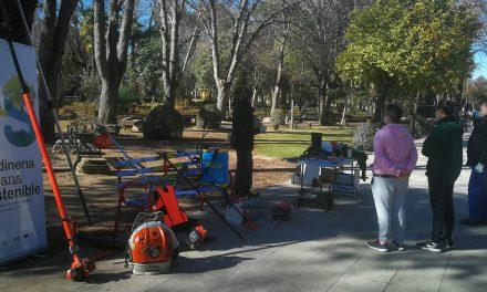 La Diputación de Jaén forma en Andújar a personas desempleadas en jardinería urbana sostenible