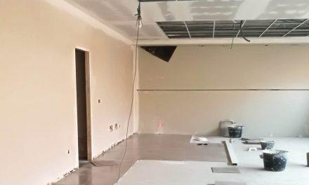 Nuevos avances en la adecuación del edificio que albergará la jefatura de Policía Local de Andújar